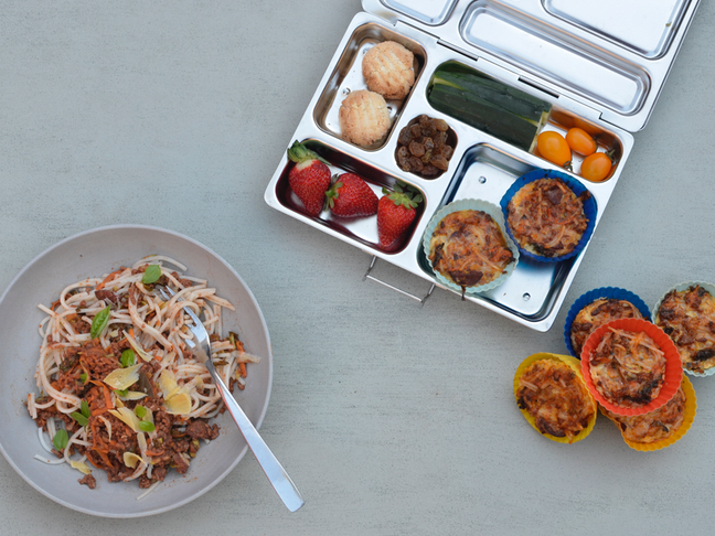 From dinner to the lunchbox