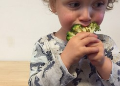 5 Surefire Ways to Get Your Kid to Eat Green Things