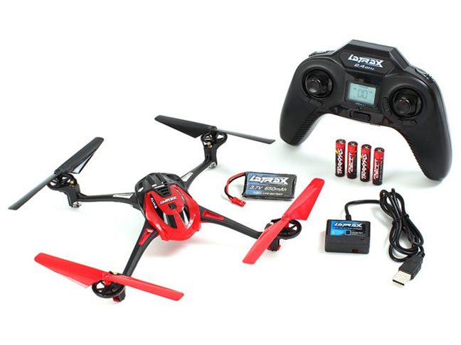Traxxas Alias Quad-Rotor Ready-To-Fly Helicopter