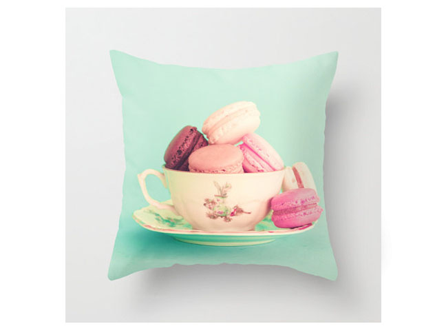 Macaroon Pillow Cover