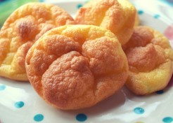 Easy 4-Ingredient Cloud Bread Recipe (No Carbs, Gluten Free)