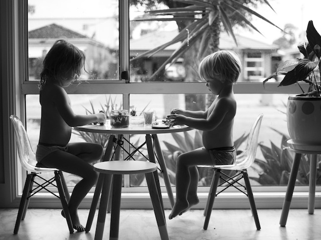 Why I give my children beautiful and breakable things. Barbara O'Reilly