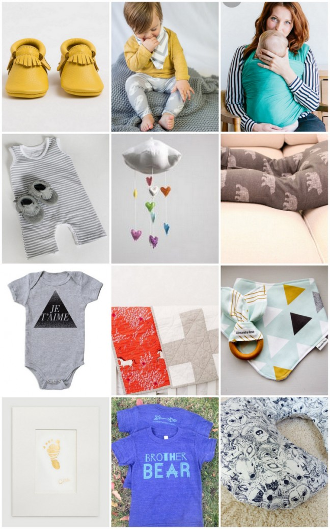 favourite things for baby