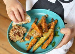 Kids Love This Good-For-You Fish Fingers Recipe