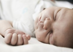 How I Got My Baby to Sleep Through the Night at 6-Weeks-Old