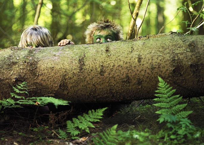The Outdoor Classroom - What kids can learn from being in the bush