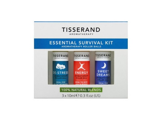 Tisserand Essential Oil Kit
