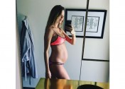 Celebrity Moms Show Off Their Beautiful Baby Bumps