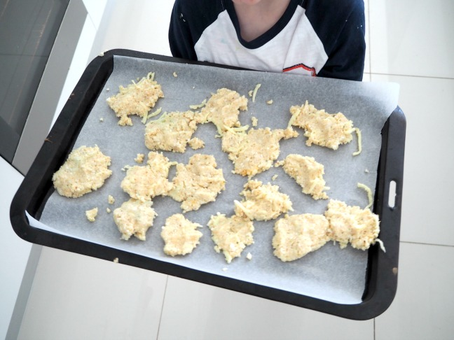 Cauliflower Nuggets Recipe