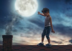 What It's Like Living With a Sleepwalking Child