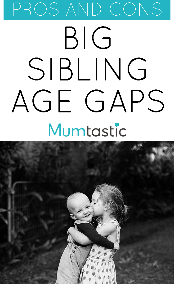 The pros and cons of big age gaps
