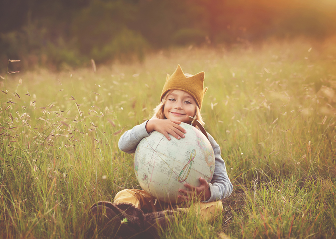 8 Ways to Bring the World to Your Child