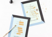 DIY Mad-Libs Style Father's Day Cards