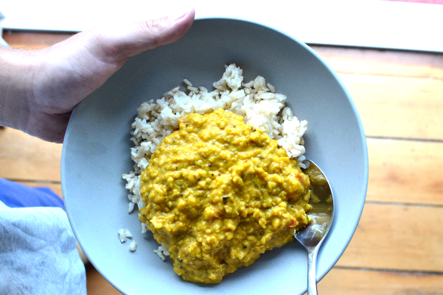 how-to-make-dahl-quickly