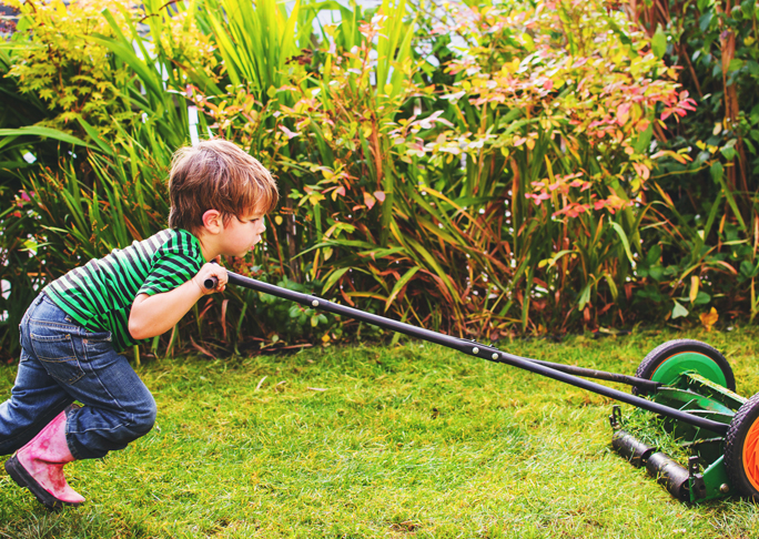 Why kids need chores