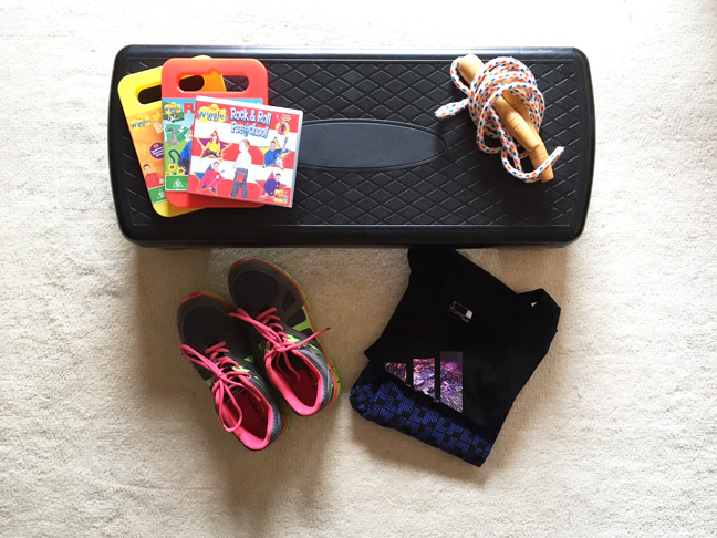 My kid-friendly daily workout with The Wiggles
