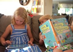 Books and Apps to Get Started with Coding for Kids