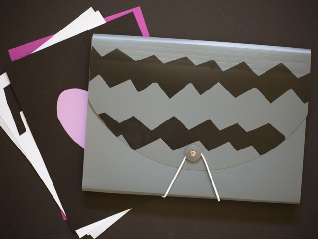 diy-contact-paper-decor-accordion-file