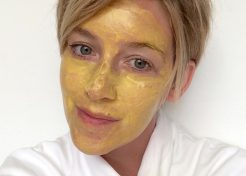3 Ingredient DIY Turmeric Face Mask for Glowing Skin
