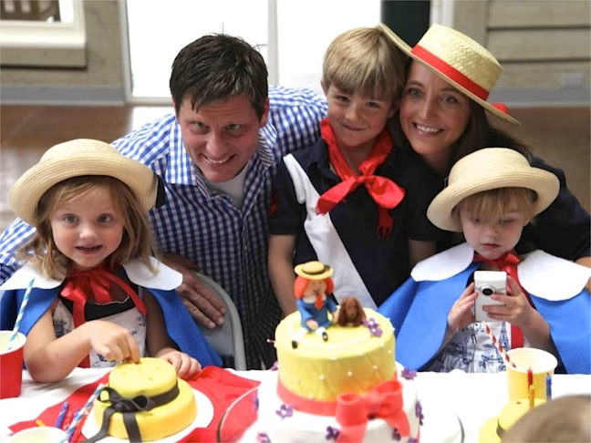 madeline-family-cake-hats-birthday-party