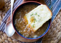 Seriously Quick French Onion Soup Recipe