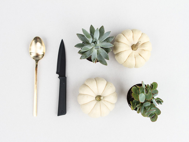 How to Make DIY Mini Pumpkin Planters