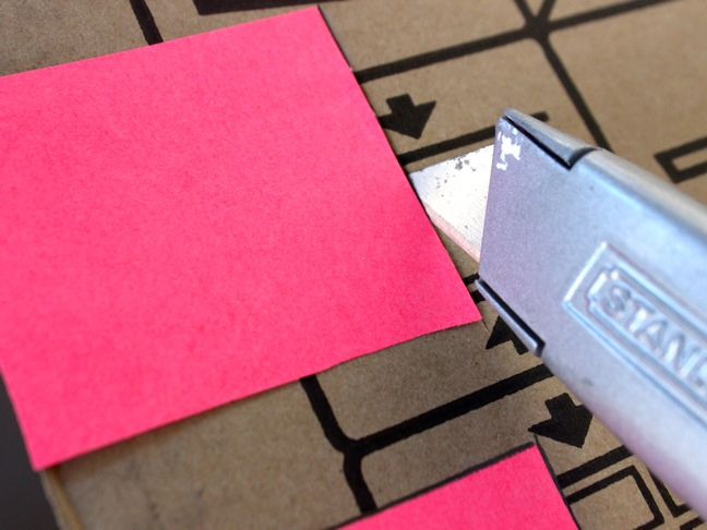pink-post-its-xacto-knife