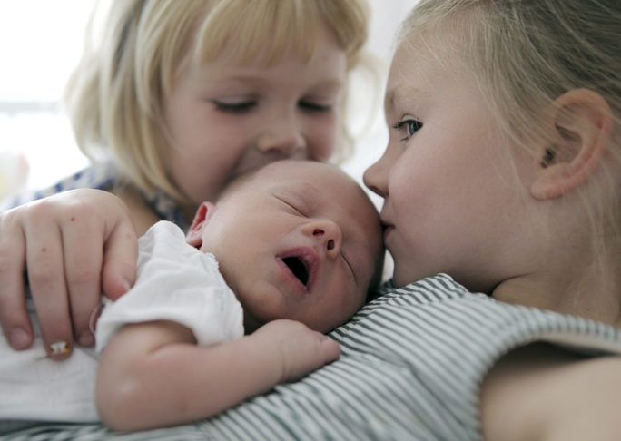 Newborn and Young Kids