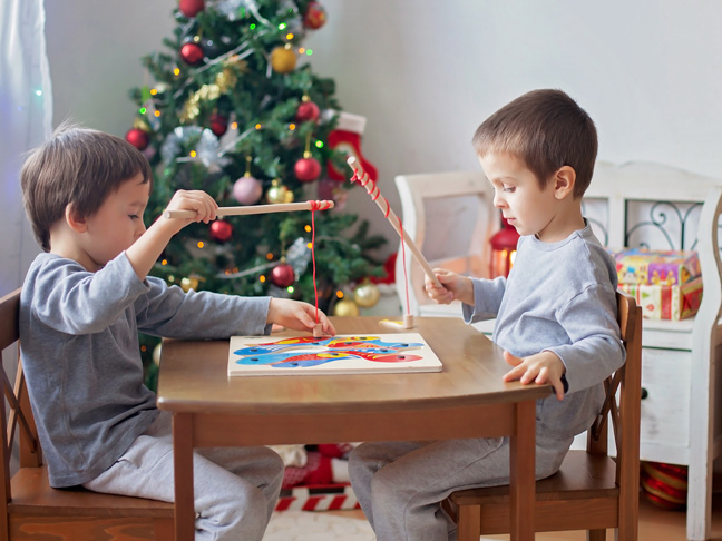 children-christmas-games