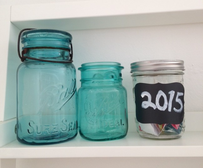 DIY New Year Family Adventure Jar