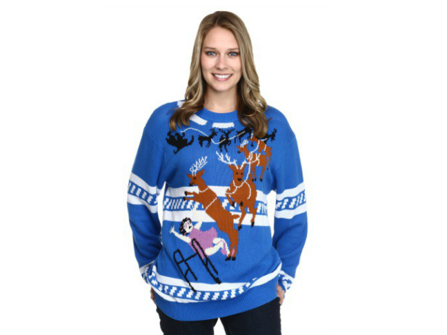 absolutely hilarious ugly christmas sweaters   u0026 what they