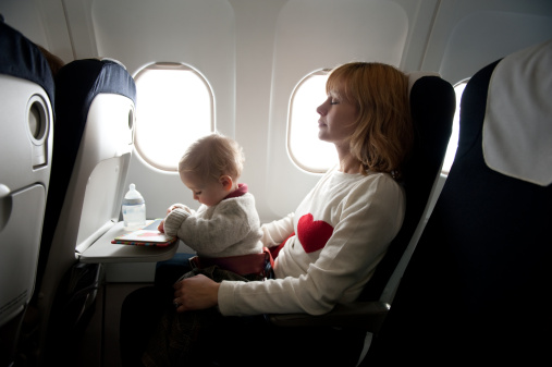 11 Obnoxious Things Your 1-Year-Old Will Definitely Do While Flying