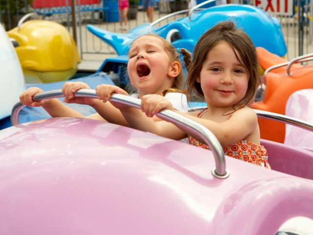 5 Ways To Lower Your Expectations For A Theme Park Vacation