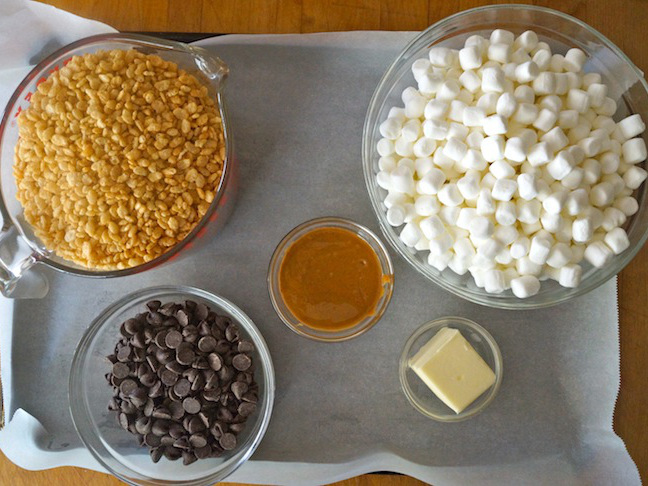 rice krispies treats ingredients