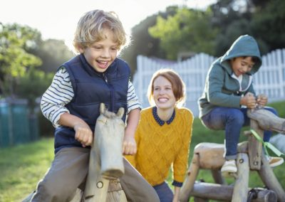How to Hire Your First Nanny