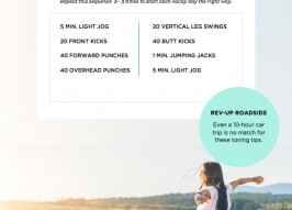 Blast 350 Calories With These 7 Easy Vacation Workouts