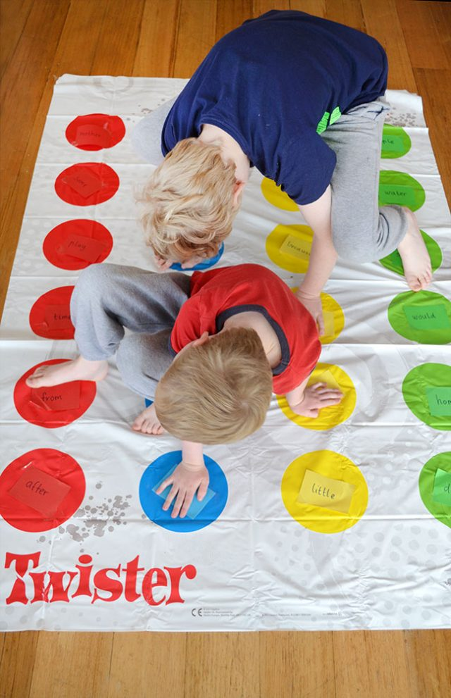 photo regarding Twister Spinner Printable named Produce Spelling Text Exciting with Twister