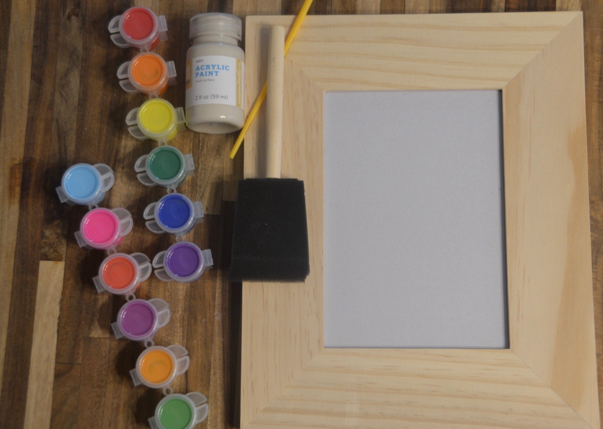 Is Acrylic Paint Safe For Handprints