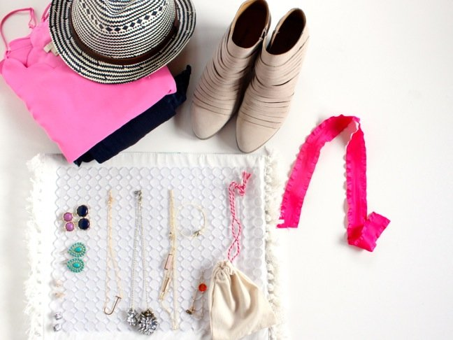 clothes-booties-hat-travel-jewelry-case