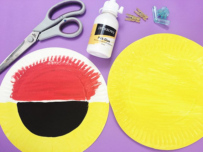 3 Way to Get Crafty With Paper Plates