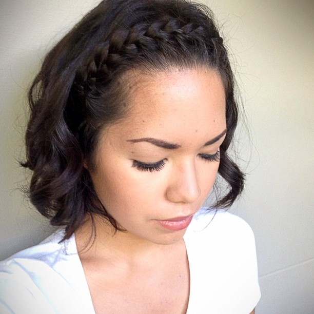 easy up hairstyles : 20 Short Hairstyles That Are Easy to Maintain