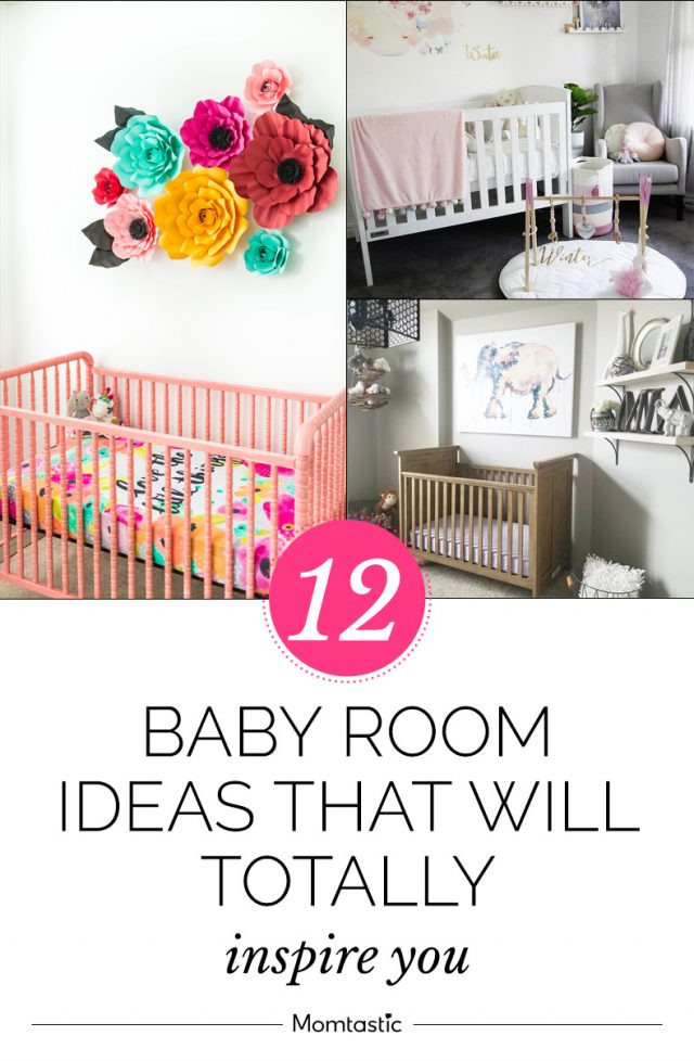 12 Baby Room Ideas That Will Totally Inspire You