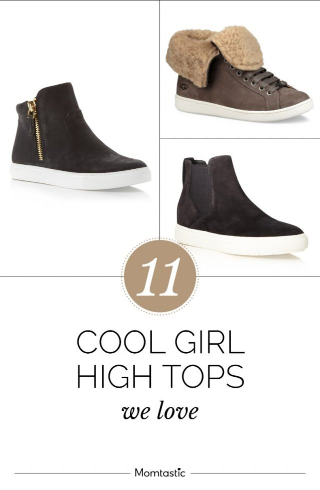 11 Cool Girl High Tops We Love