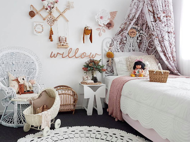 12 Inspiring Girls\' Bedroom Ideas