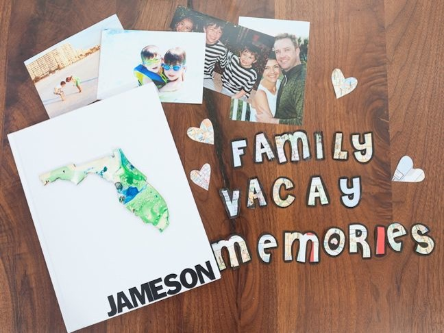 family-vacation-scrapbook-florida-photos