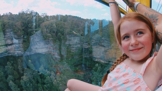 My Primary Schooler Will Never Forget This Daddy-Daughter Day Out At 'Scenic World'
