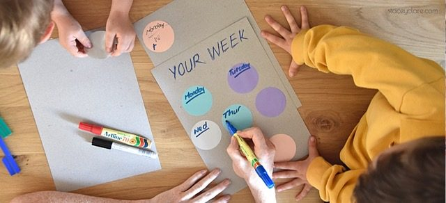 Make It Fun! 5 Tips To Get The Kids Involved In Back To School Prep