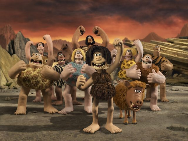 5 Reasons Why 'Early Man' Will Be Your Kids' New Favourite Movie (And Yours Too)