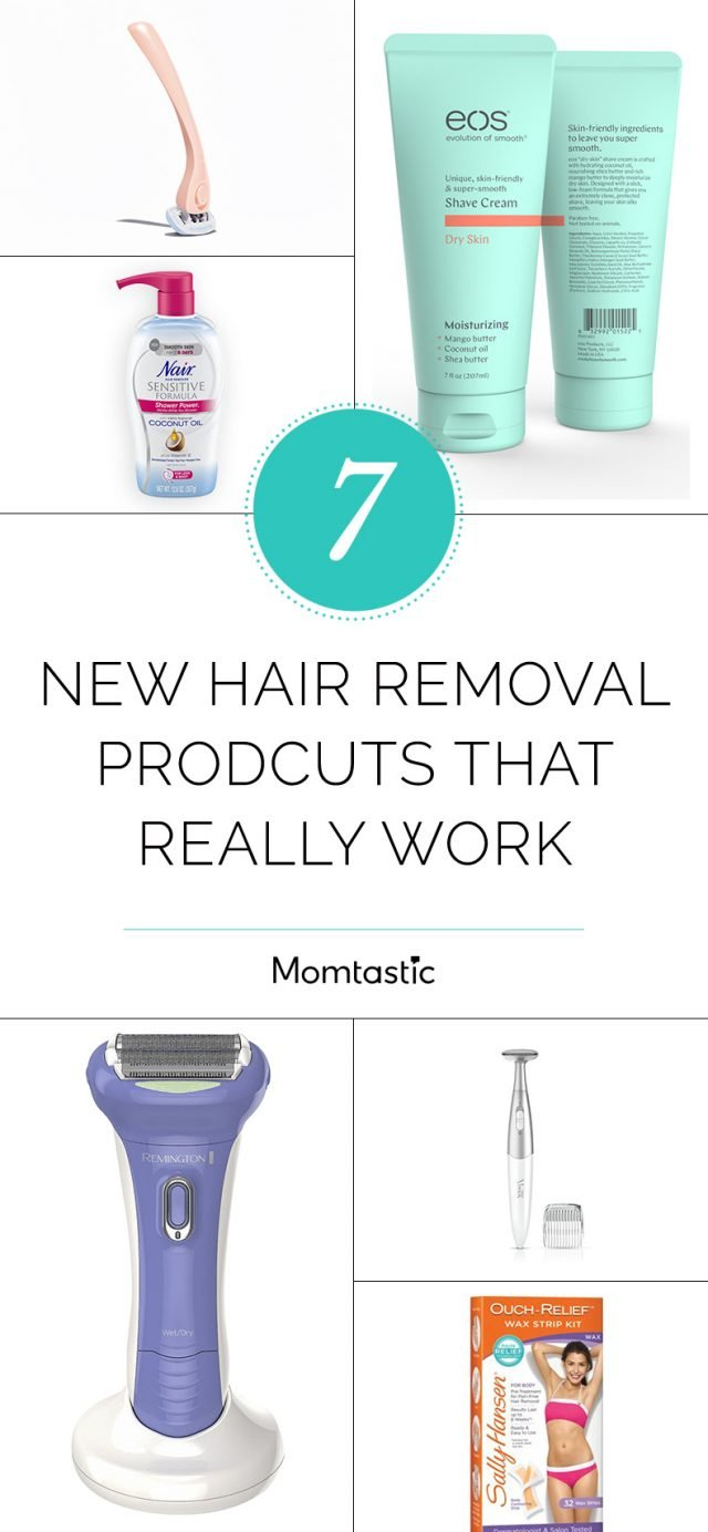 7 New Hair Removal Products That Really Work