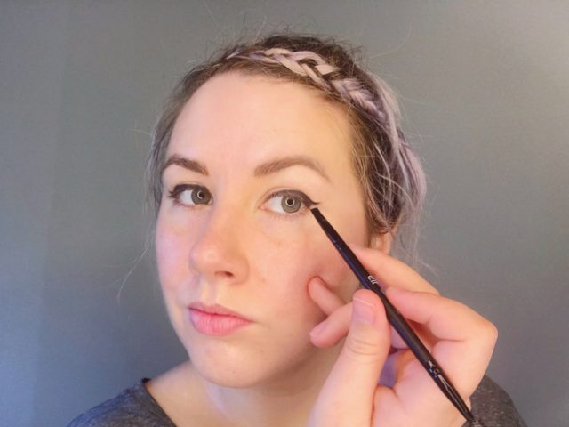 Never Suffer From Eyeliner Transfer Again